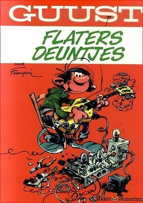 Guust Flater Thema uitgaven 04: Flaters deuntjes.               1ste druk!