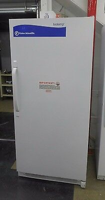 Fisher Scientific Isotemp 13-986-149 20 Cu-Ft Flammable Material Storage Freezer
