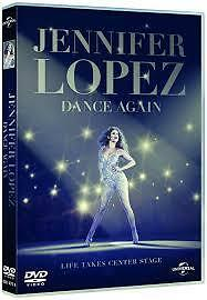 Jennifer Lopez Dance Again NEW DVD (8304756)