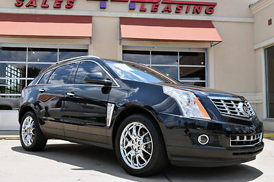 2013 Cadillac SRX Premium Sport Utility 4-Door 2013 Cadillac SRX Premium AWD, Navigation, Power Moonroof, Leather, More!