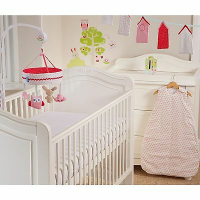 Gro Hetty Safer Sleep New Nursery Set Includes Sleep Bag + More Free P+P
