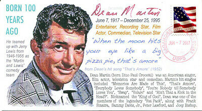 COVERSCAPE computer generated 100th anniversary of birth of Dean Martin cover