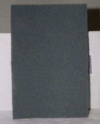 """Merit Abrasives Silicon Carbide Hand Pads 20 Pack 6"""" Wide x 9"""" Long 08834196196"""