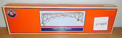 Lionel 6-12770 Arch Under Bridge Girder Train Layout Accessory O Gauge Railroad