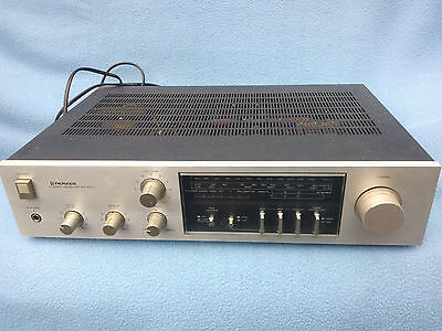 Vintage Pioneer SX-400L Stereo Receiver Tuner.