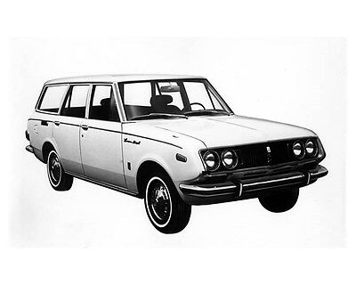 1970 Toyota Mark II Station Wagon Factory Photo ub2250