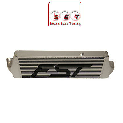 Ford Focus MK2 ST225 Intercooler Silver With Black Logo Upgrade