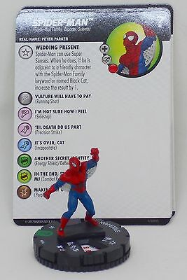 Heroclix What If 15th anniversary # 025 TV/'s Spider-man