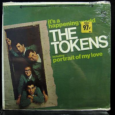 THE TOKENS it's a happening world LP Sealed WS 1685 Vinyl 1967 Record
