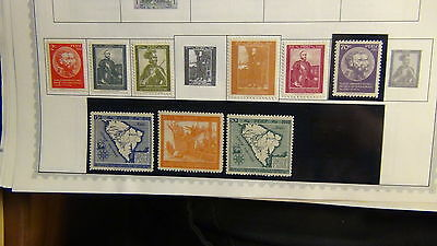 Peru stamp collection on Minkus pages  to '84