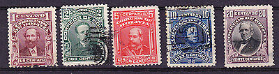Bolivia 1901 Portraits - Used