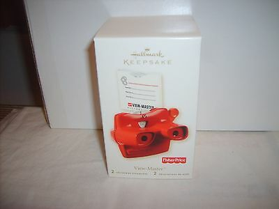 NIP 2008 Hallmark Keepsake Fisher-Price View-Master