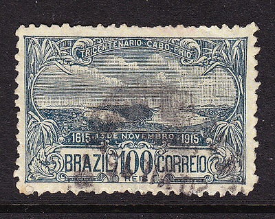 Brazil - 1915 Cape Frio 300th Anniversary 285 - Used