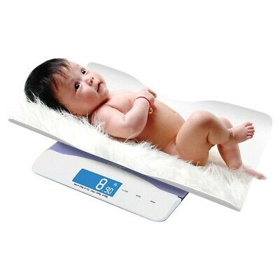 100kg Digital Baby Scales Electronic LCD Display Paediatric Infant WeightMonitor
