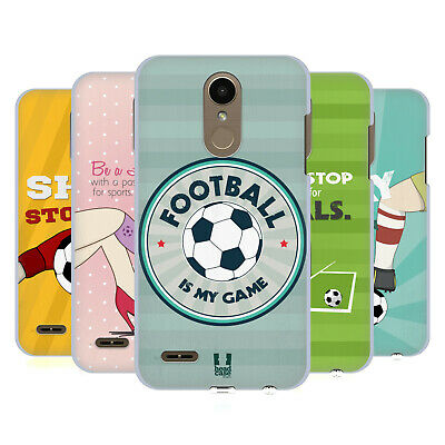 Head Case Designs Football Statements Hard Back Case For Lg Phones 1