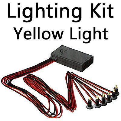 Tomytec LED Lighting Kit A2 for Structures (Yellow Light) 1/150 N scale