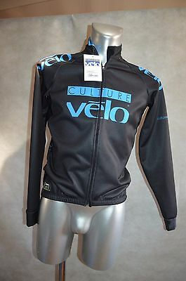 Veste Thermique Culture Velo Neuf Taille S Jacket/chaqueta/giacca/bike/vtt