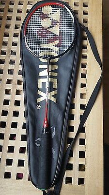 Yonex ArcSabre Lite Badminton Racket Red / Black / White