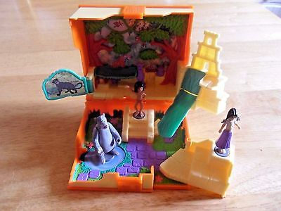 Disney Micro  Stamper Jungle Book By Hasbro (Polly Pocket Type) 2002