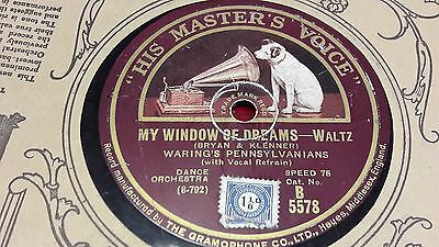 """Collection of 14x Various DANCE BAND 10"""" 78RPM Gramophone Records (9/8)"""