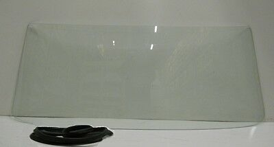1964 - 1968 Mustang Ht Convertible Fastback Glass Windshield Clear + Gasket