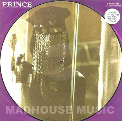 "PRINCE 12"" My Name Is Prince / 2 Whom It May Concern PICTURE DISC +Insert SEALED"