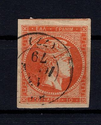 P28324/ GRECE GREECE – SCOTT # 54 b OBL / USED 75 €