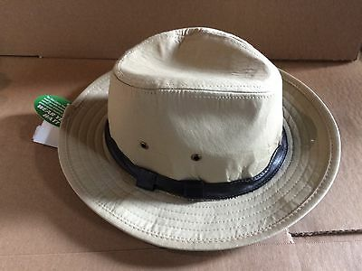 New Dorfman Pacific Cotton Water Repellent Traditional Rain Bucket Hat.   22.99 Buy It Now 28d 8h. See Details. Men s Canvas Khaki Fitted Safari Hat  100% ... adf103be199f