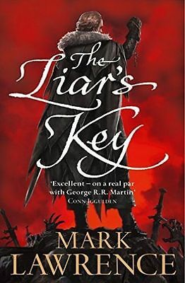 The Liar's Key (Red Queen's War, Book 2), Lawrence, Mark, New condition, Book