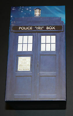 Doctor Who Tenth Set of 88 Widevision Trading Cards in Tardis Box Only 1500 Sets