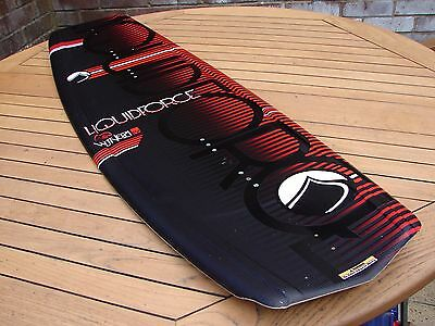 Liquid Force Wakeboard Witness 136 x 8 x 42.5 cm 2011 Never Used Global Shipping