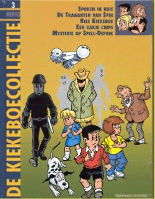 Kiekeboecollectie 03.               Hardcover, bundeling!