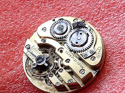 Geneva  Swiss  Made Pocket Watch Movement .
