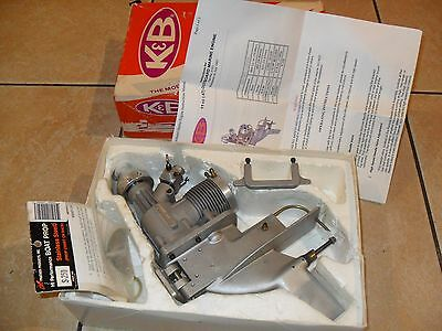 Vintage K&B 11CC (.67) Outboard Engine No: 5101 NEW