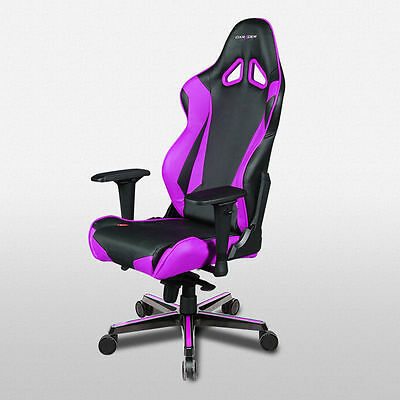 DXRacer Office Chair OH/RV001/NV Gaming Chair High Back Racing Computer Chair