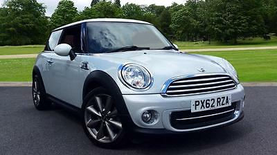 2012 Mini Cooper 1.6 London 2012 3dr Manual Petrol Hatchback