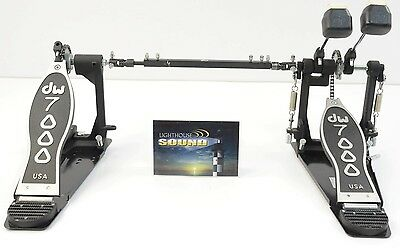 Drum Workshop DW 7000 Double Bass Drum Pedal