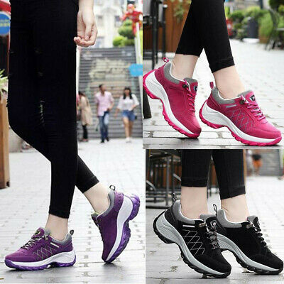 New Fashion Women's Sports Running Shoes Shock ABSORBING Trainer Sneakers shoes