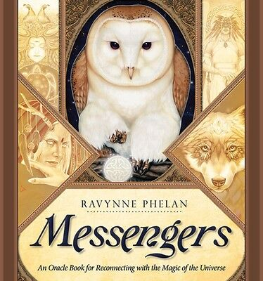 Messengers: An Oracle Book for Reconnecting with the Magic of the Universe (Har.