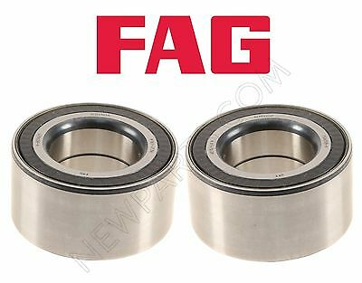 For BMW E83 X3 04-10 Pair Set of 2 Front Wheel Bearings 90 X 49 X 45 mm OEM SKF