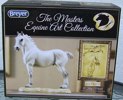 8263 Breyer Modellpferd A.Kings Mount  Resin