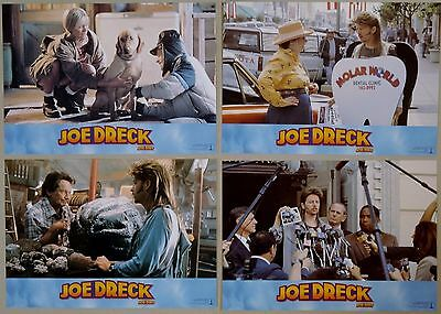 German Set of 8 LC + PressKIT - JOE DIRT David Spade, Brittany Daniel Z241