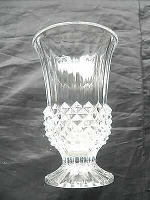 Clear Glass/Crystal Vase or Urn