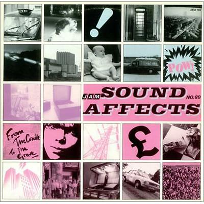 The Jam Sound Affects New Sealed 180G Vinyl Lp Reissue In Stock