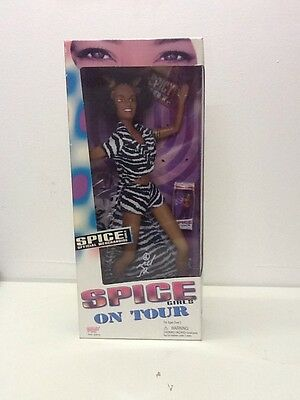 Collectable Spice Girls Mel B Doll. Scary. Spice Girls Tour. New. Boxed. 1998.