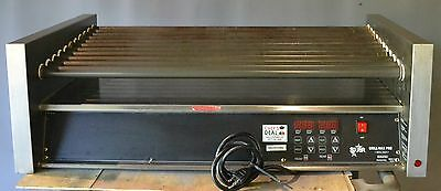 Used Star Grill Max Pro 50SCF Hot Dog Roller Grill, Excellent, Free Shipping!