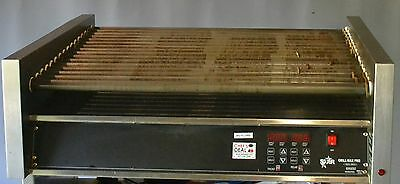 Used Star Grill Max Pro 75SCE Hot Dog Roller Grill, Excellent, Free Shipping!