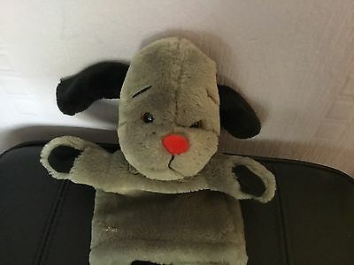 Sweep Hand Puppet from Sooty TV Show with working Squeaker GOLDEN BEAR