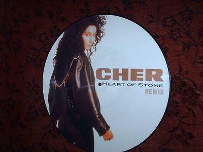 "CHER We all sleep alone - 12"" Picture Disc - new!"