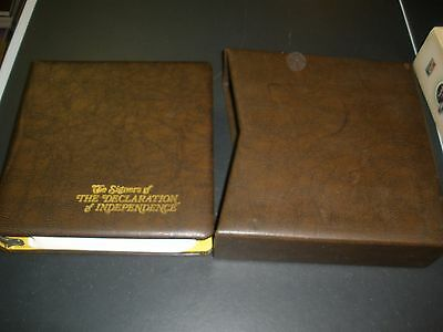 Signers of the Declaration of Independence by Fleetwood, Stamped Covers & Story